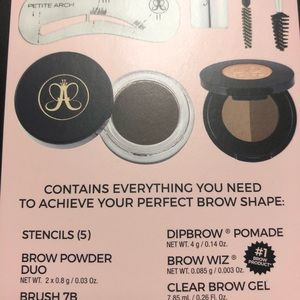 """Anastasia Beverly Hills Makeup - Anastasia Beverly Hills & R+F """"Your Ideal Brow"""""""